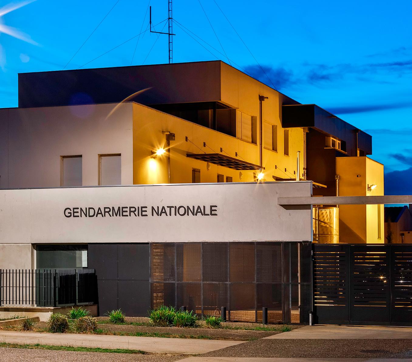 Gendarmerie de Muret Muret MR3A1