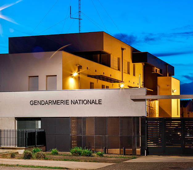 Gendarmerie de Muret Muret MR3A7