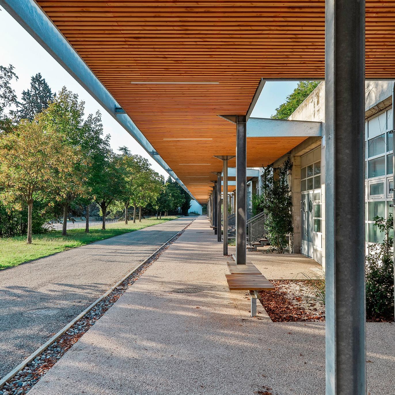 Lycée Bellevue Toulouse MR3A