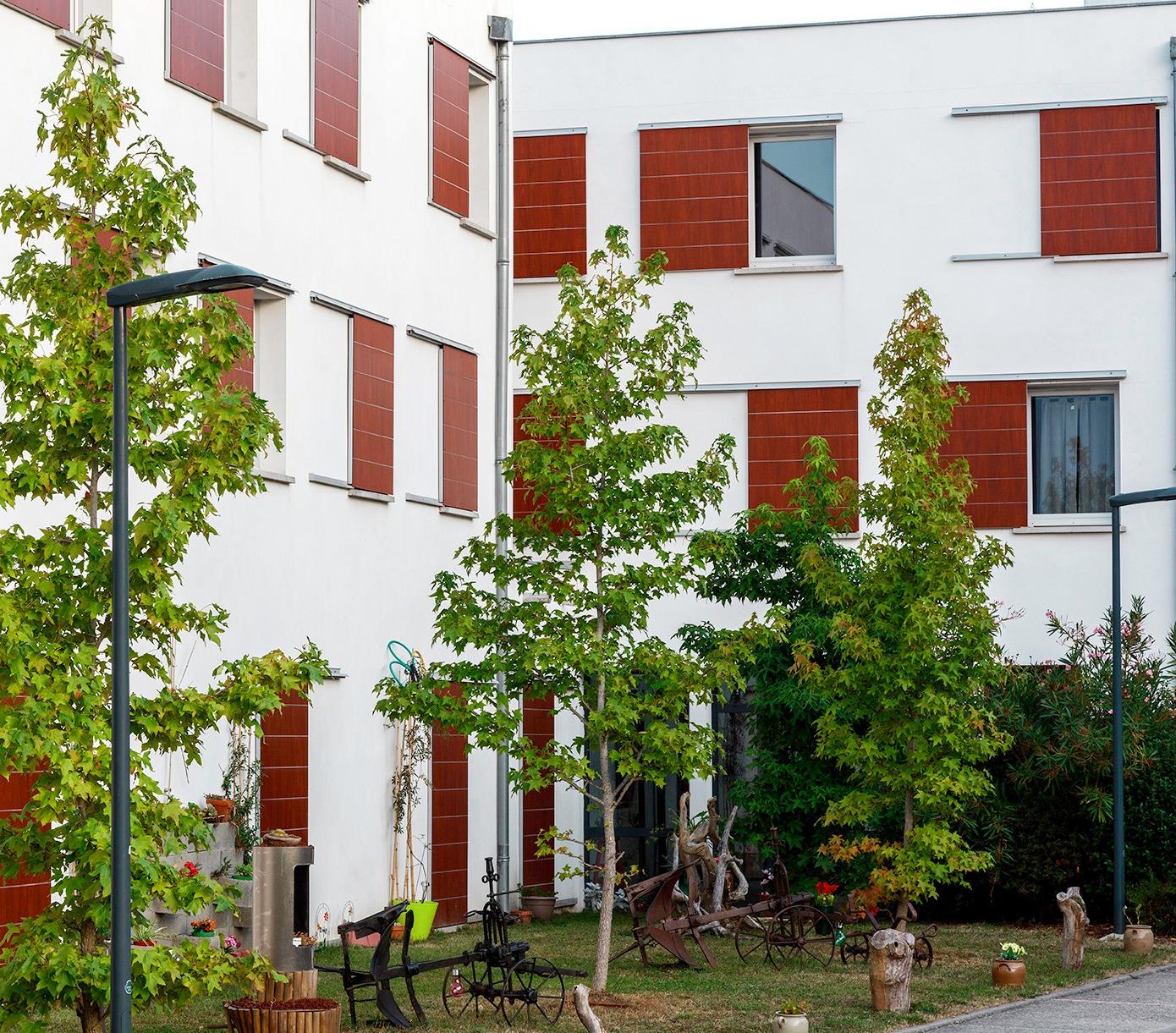 Résidence-étudiante-de-l'ENFA Auzeville Tolosan MR3A