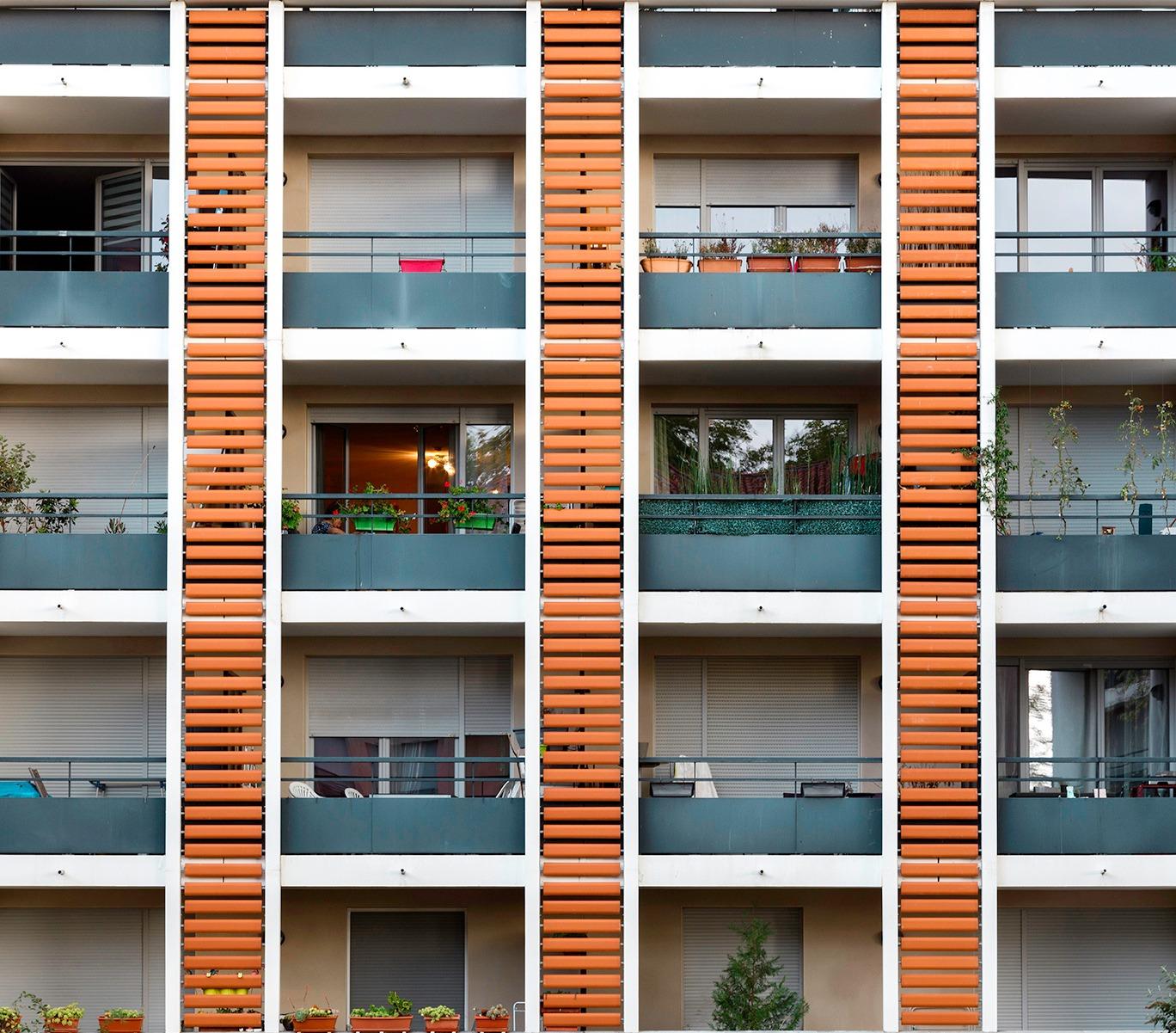 Republique Castanet reconstruction 105 logements Castanet MR3A1