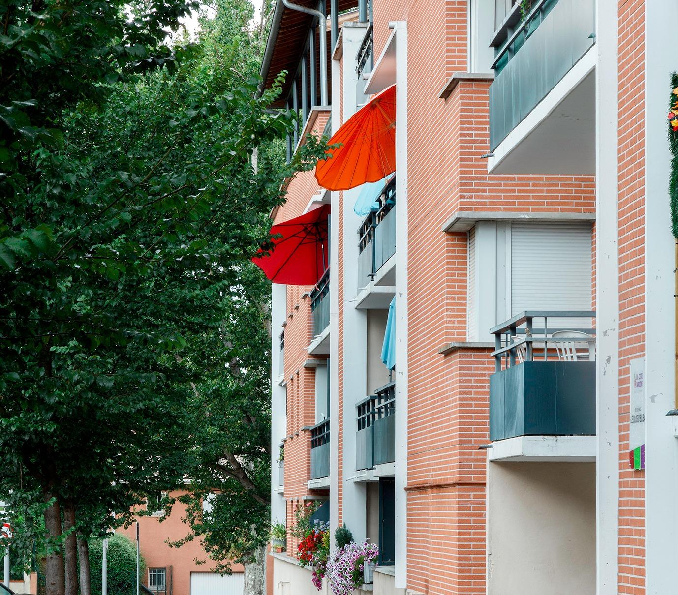 Republique Castanet reconstruction 105 logements Castanet MR3A3