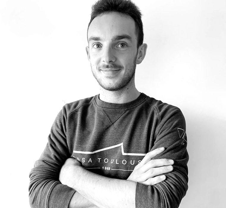 Baptiste Emery MR3A Toulouse