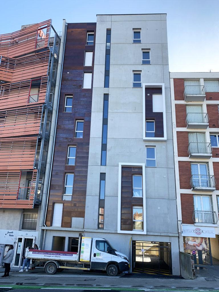 Résidence Honoré Serres Toulouse MR3A