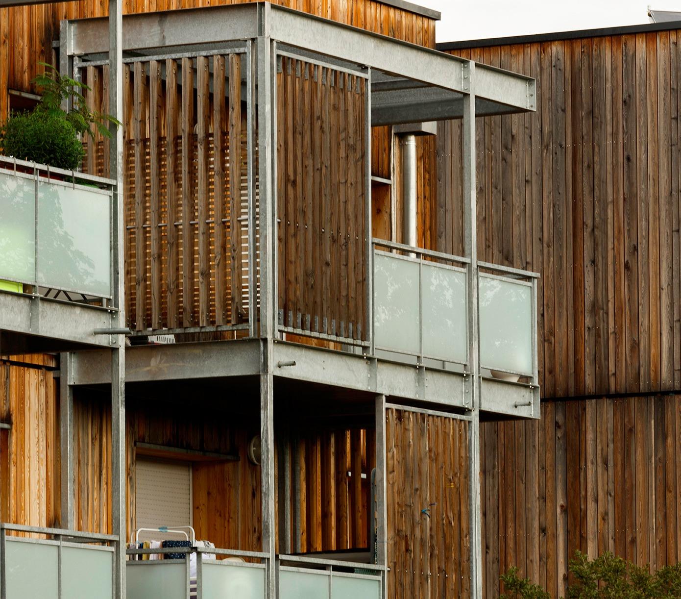 Logements sociaux Bois du Lauragais Toulouse MR3A3