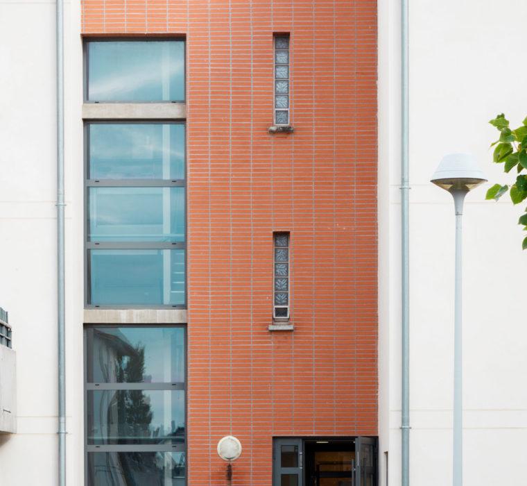 Gendarmerie de Villefranche - TOULOUSE - MR3A Cabinet architecture et Urbanisme