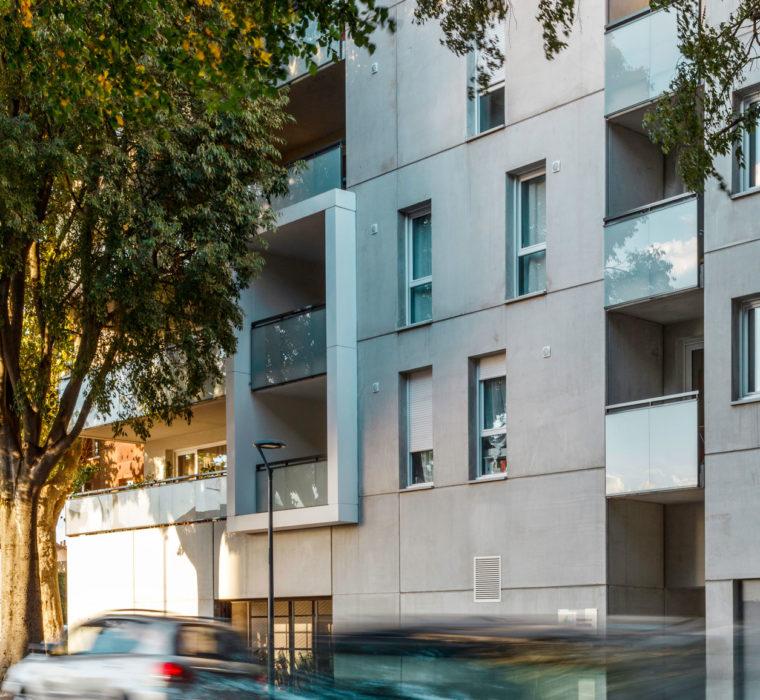 Résidence Horizon - Toulouse Honoré Serres - MR3A Architecture & Urbanisme