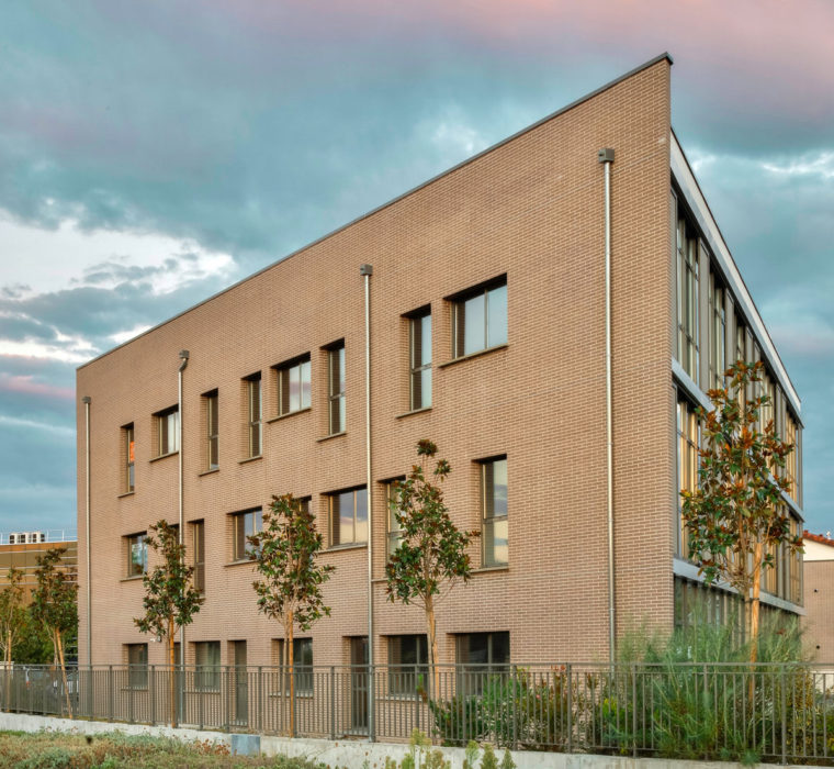 Cours Alexandre - COLOMIERS - MR3A Architecture et urbanisme