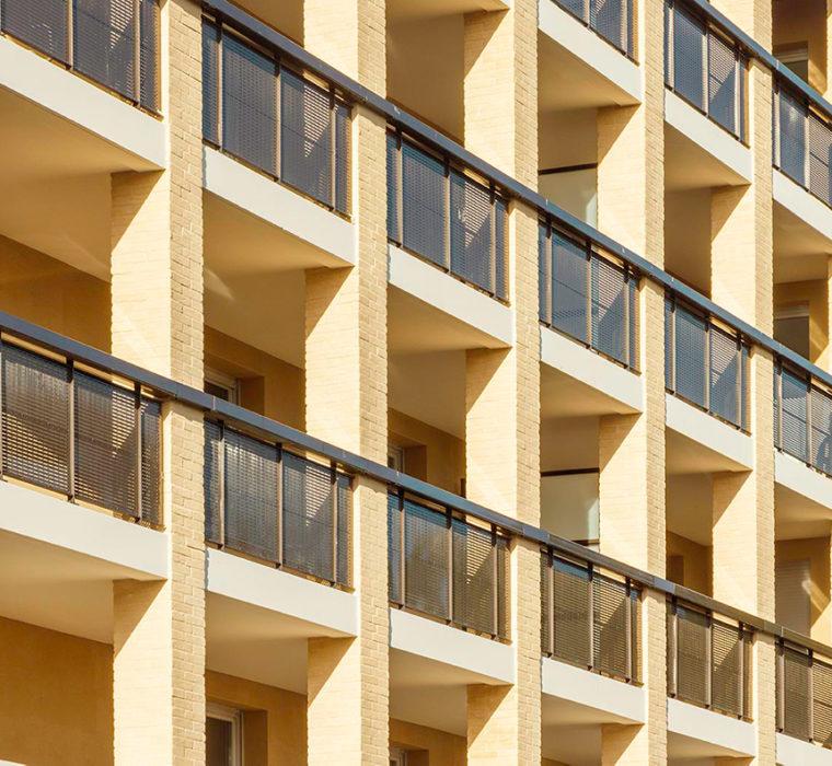Aube du Faubourg Route d'Albi Promoteur Cogedim Architecte MR3A